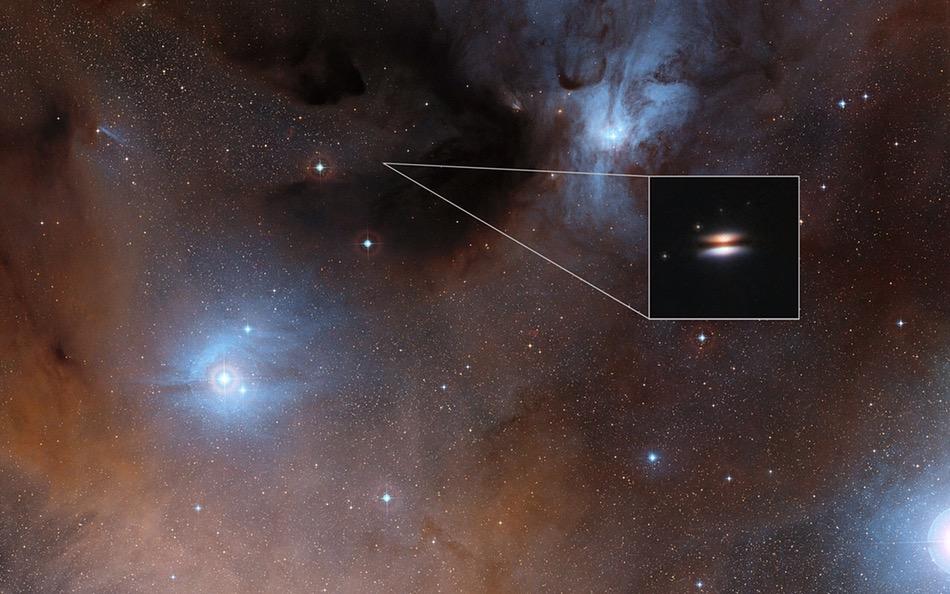 Herkunftsnachweis: Digitized Sky Survey 2/NASA/ESA