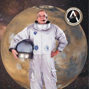 Peter Ghost Astronaut